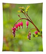Bleeding Heart Tapestry