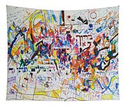 Blessed Is Our G-d Who Created Us For His Glory Tapestry