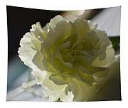 Blissful White Tapestry