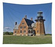 Block Island Southeast Lighthouse Tapestry
