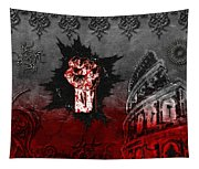 Blood Lust Tapestry