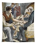 Blood Transfusion Tapestry