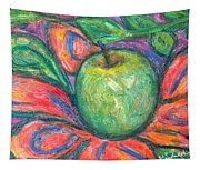 Blooming Apple Tapestry