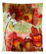 Blooming Impressions.. Tapestry