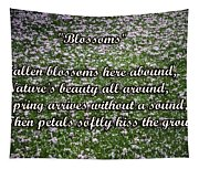 Blossoms Tapestry