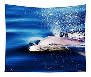 Blow Hole  Tapestry