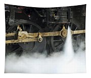 Blowing Of Steam Tapestry