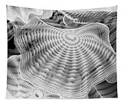 Blown Glass Infrared Tapestry