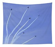 Blue Angels 13 Tapestry