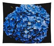 Blue Hydrangea 1 Tapestry