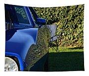Blue Javelin Fender Tapestry