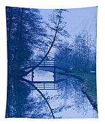 Blue Monday Tapestry