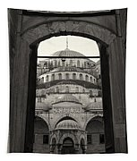 Blue Mosque Entrance Tapestry