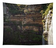 Blue Mountains Waterfall Tapestry