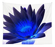 Blue Passion Tapestry