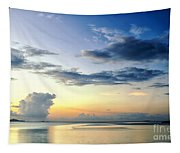 Blue Relax Tapestry