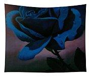 Blue Rose Tapestry