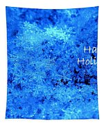 Happy Holidays Tapestry by Patti Whitten