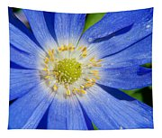 Blue Swan River Daisy Tapestry