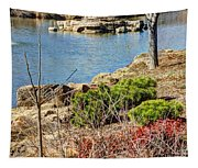 Blue Waters Tapestry