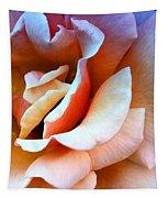 Blush Pink Palm Springs Tapestry