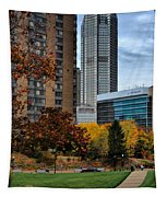 Bny Mellon From Duquesne University Campus Hdr Tapestry