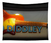 Bo Diddley's Guitar Tapestry