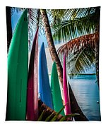 Boards Of Surf Tapestry
