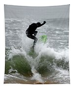 Boardskimming - Into The Surf Tapestry
