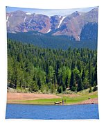 Boat Launch Tapestry