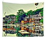 Boathouse Color Tapestry