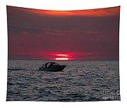 Boating Tapestry