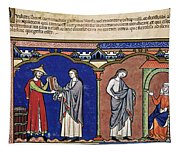 Boaz Sends Ruth Away With Six Measures Tapestry