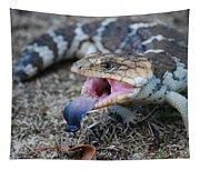 Bobtail Lizard Tapestry