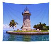 Boca Chita Lighthouse Tapestry