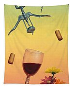 Body And Soul Tapestry