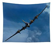 Boeing B-17 Flying Fortress Tapestry