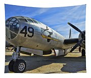 Boeing B-29a Superfortress Tapestry