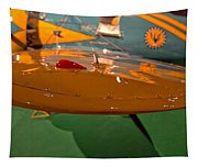 Boeing P26 Peashooter Wing Tapestry