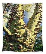 Bombacaceae - Floss Silk Tree - Chorisia Speciosa Hawaii Tapestry