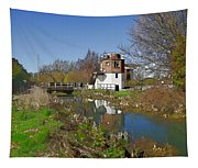 Bonds Mill Area Stroudwater Canal Tapestry