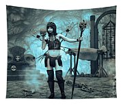 Bone Collector Tapestry