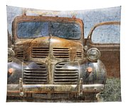 Bonnie And Clyde Tapestry