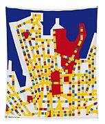 Boogie Woogie Sydney Tapestry