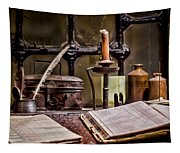 Book Keeper Tapestry