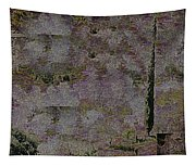 Blooming  Almonds At Night Tapestry