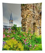 Boppard Garden Ruins Tapestry