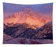 Borah Peak  Tapestry