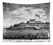 Boston: Castle William Tapestry