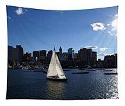Boston Harbor Tapestry
